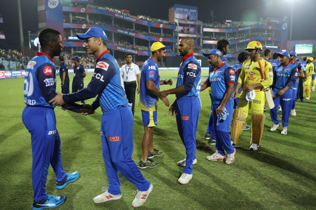 Stats: Statistical Preview DC vs CSK match