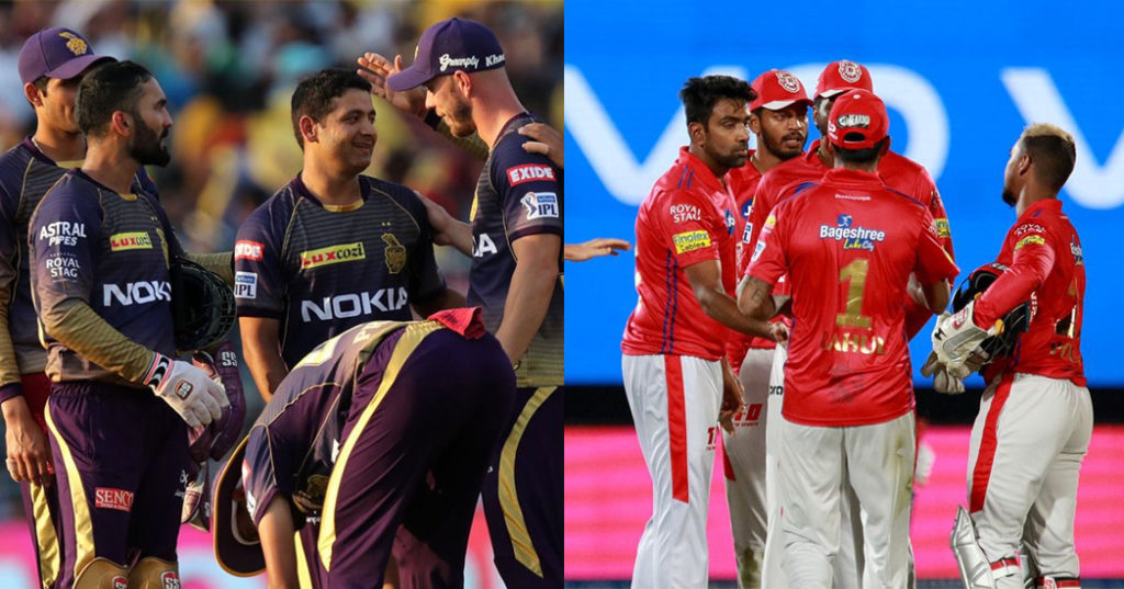 Team Prediction: Possible Playing XI of KKR & KXIP