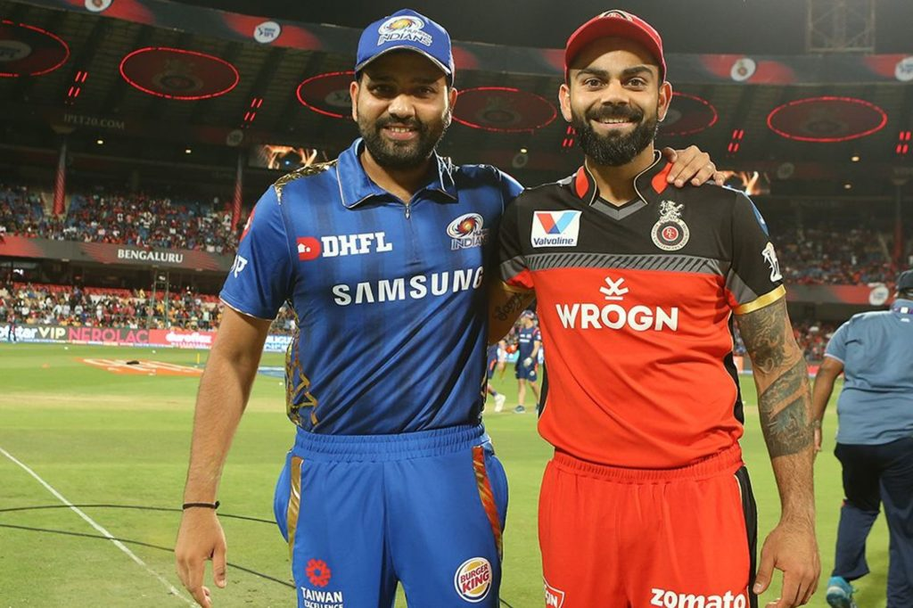 Stats: Statical preview of RCB vs MI match