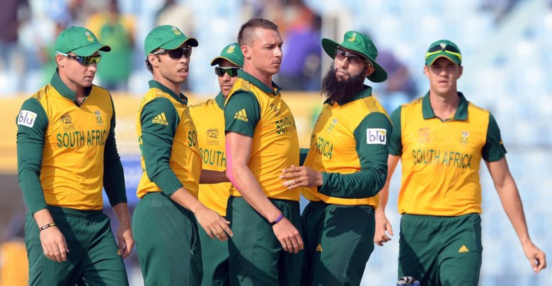South Africa announced their squad for world cup 2019