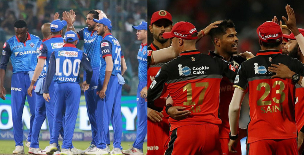 IPL 2019 : Possible playing XI of DC and RCB