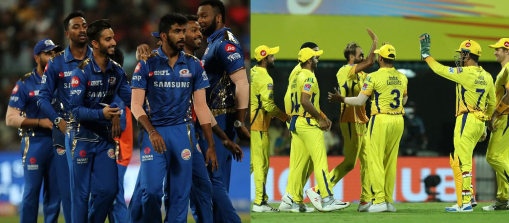 IPL 2019 : possible playing XI of CSK and MI