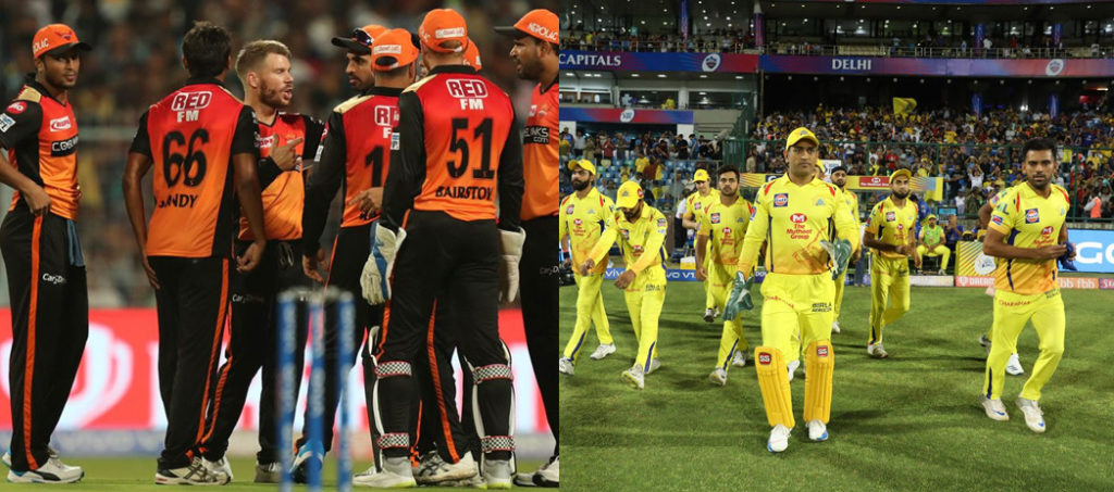 IPL 2019 : Possible Playing XI of CSK and SRH