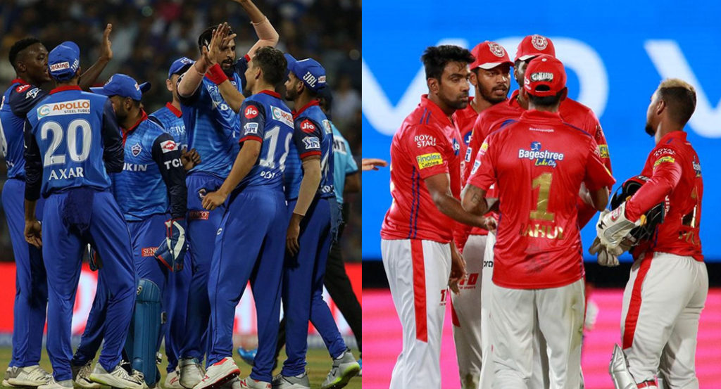 IPL 2019 : Possible playing XI of DC and KXIP