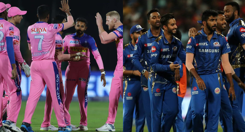 IPL 2019: Possible playing XI of RR and MI