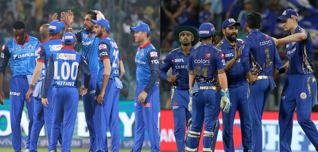 IPL 2019 : Possible playing XI of DC and MI