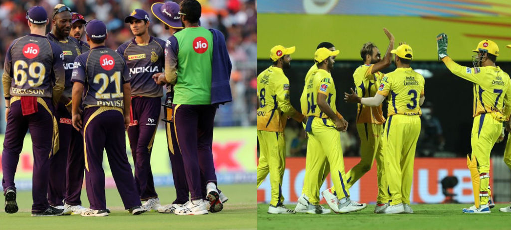 Rivalry week of IPL 2019