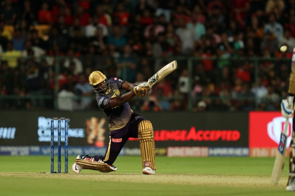 Big trouble for KKR : Injury scare of Andre Russell