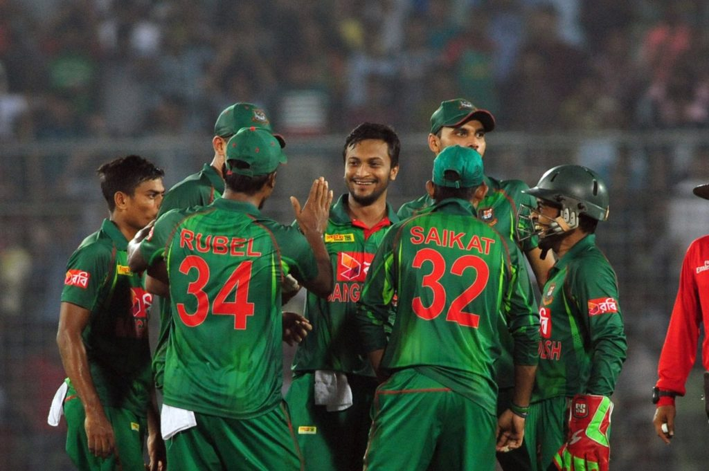 Bangladesh announced Squad for world cup 2019