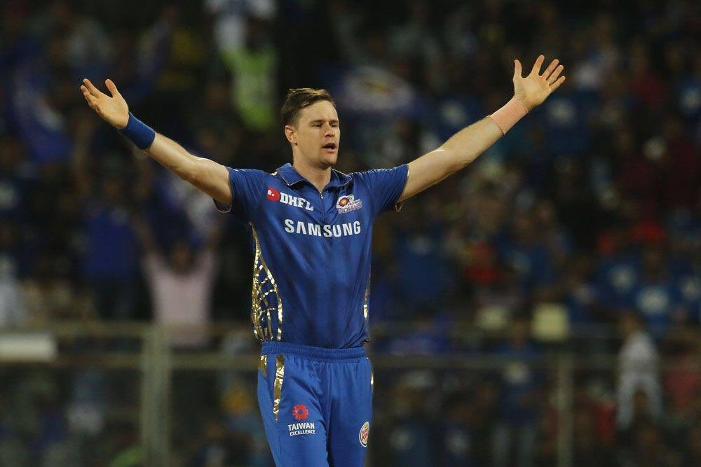 Jason Behrendorff set to leave Mumbai Indians