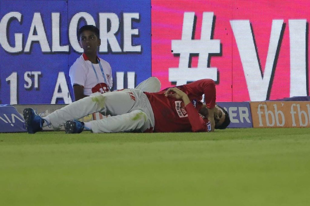 Double trouble for Kings XI Punjab