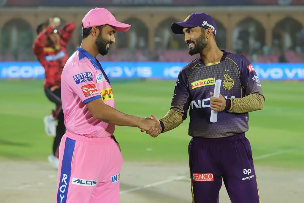 IPL 2019 : Possible playing XI of KKR and RR
