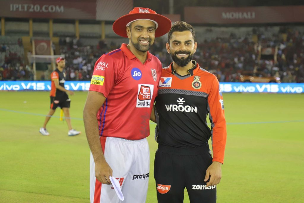 IPL 2019 : Fantasy cricket XI of RCB vs KXIP match