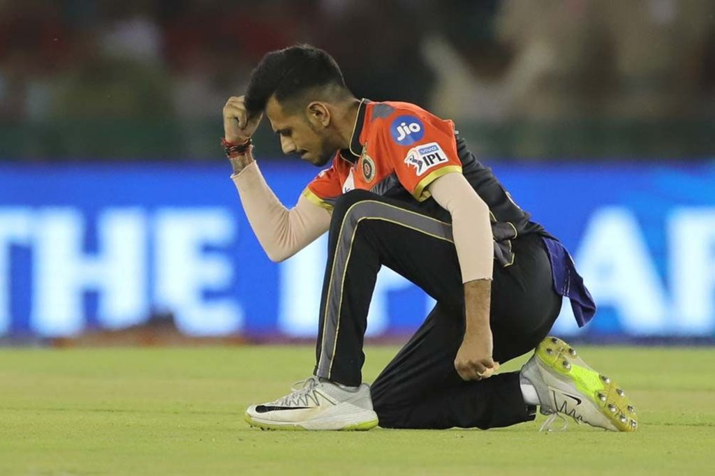 Yuzvendra Chahal wants to play for RCB only