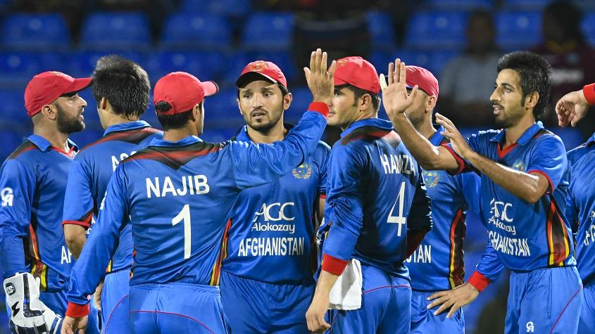 Afghanistan announced squad for world cup 2019