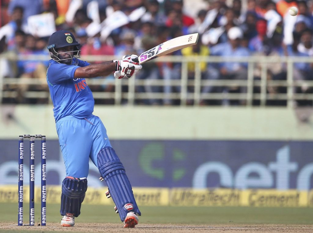 Ambati Rayudu responded to selectors by buying 3-d glasses