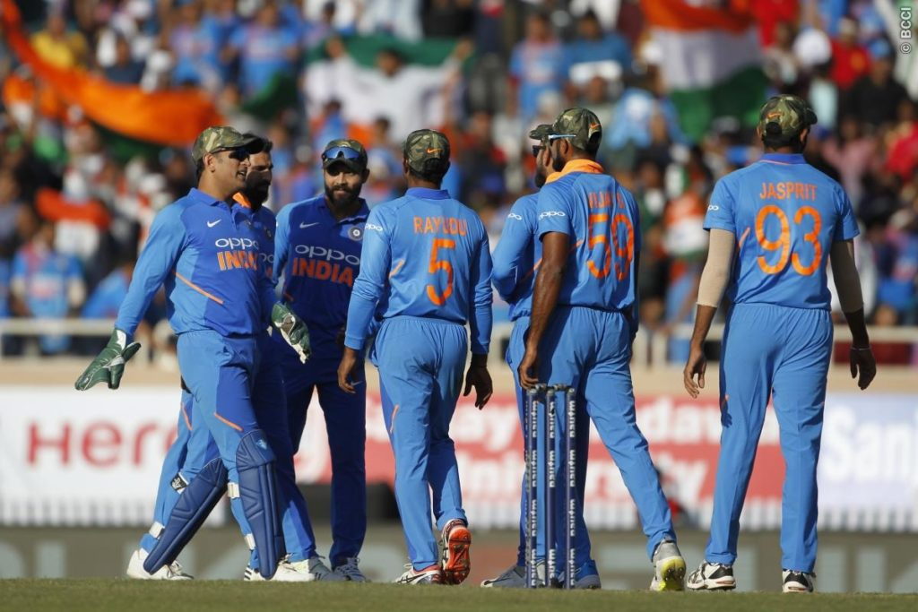 Cricket fraternity reaction on Team India squad for world cup 2019