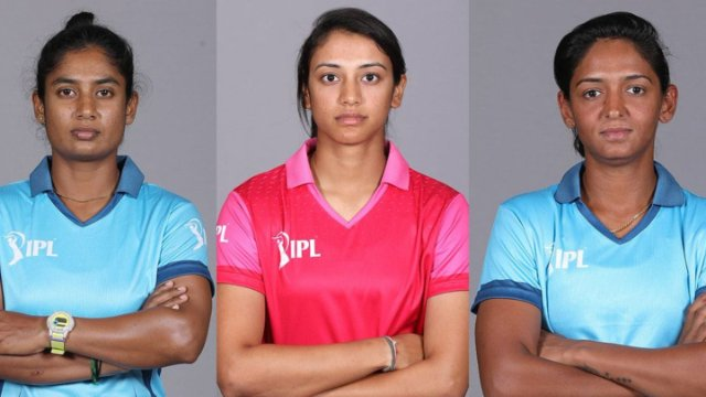 Squads for women's IPL exhibition matches announced