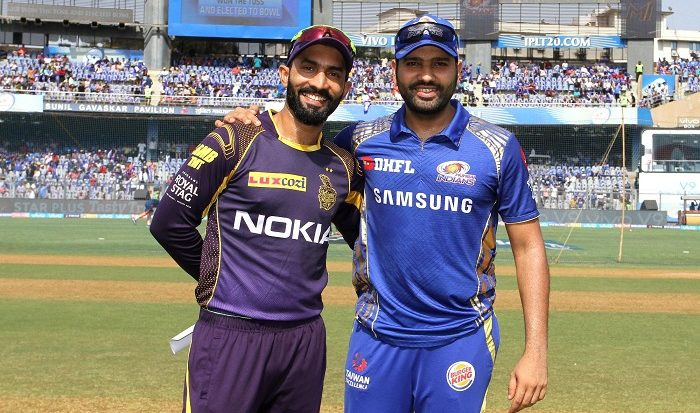 IPL 2019 : Possible Playing XI of KKR and MI