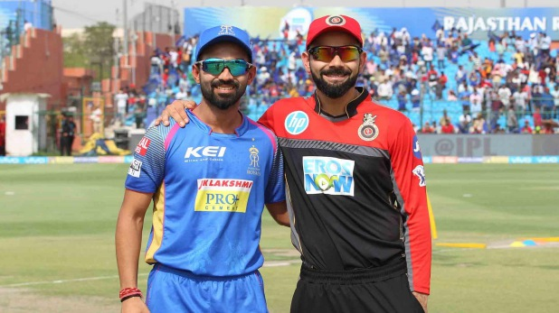 IPL 2019: Possible playing XI of RCB and RR
