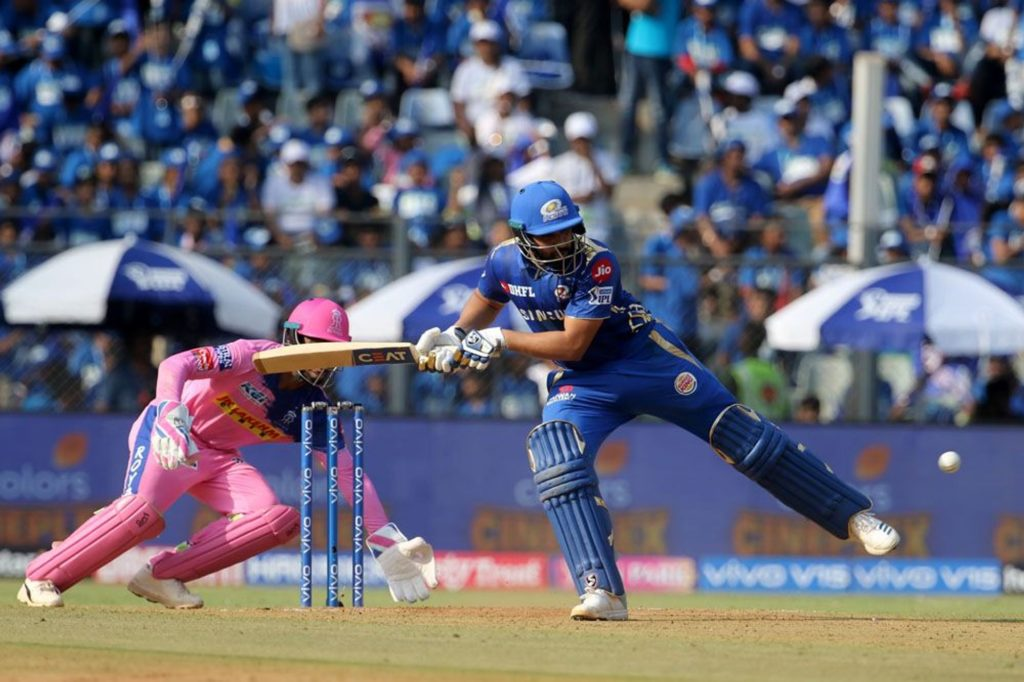 Unbelievable shot of Rohit Sharma