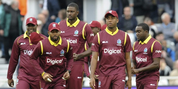 West Indies announced squad for world cup 2019