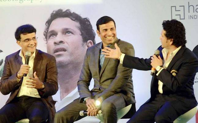 Notice issued to Sachin, VVS and Ganguly