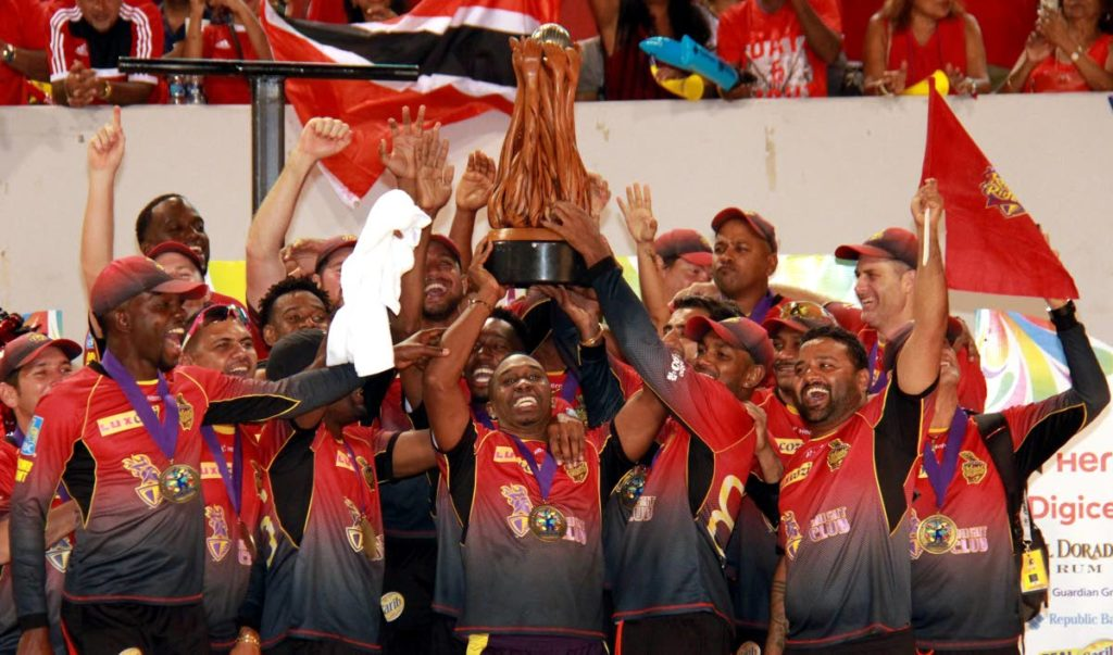 CPL 2019: Players Draft list