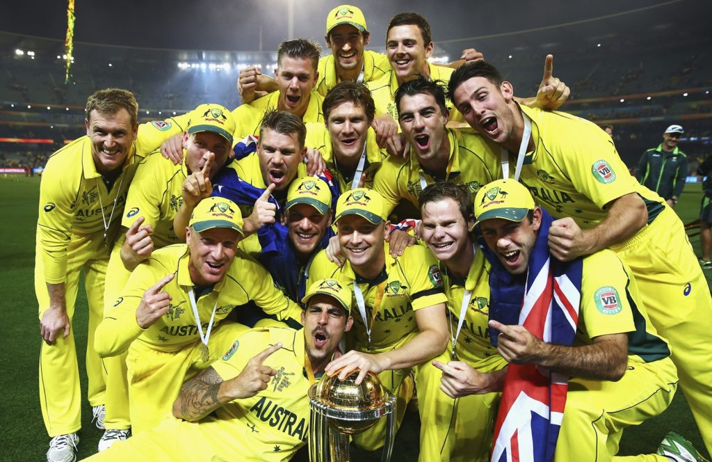 Cricket Australia: World Cup schedule and squad