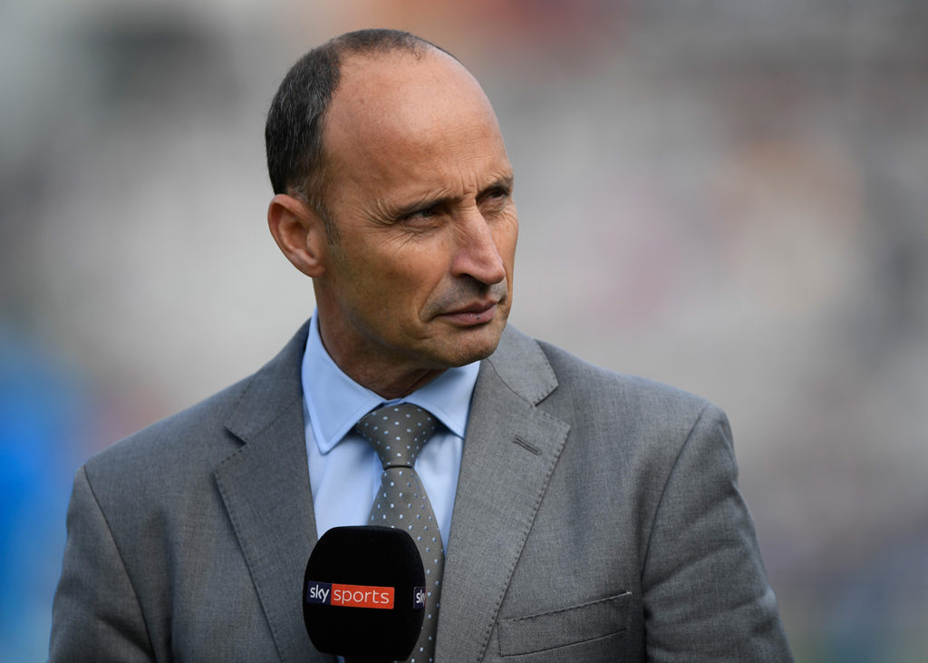 Nasser Hussain picks his six watch out player for world cup 2019