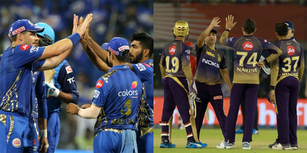 IPL 2019: fantasy cricket XI of MI vs KKR match