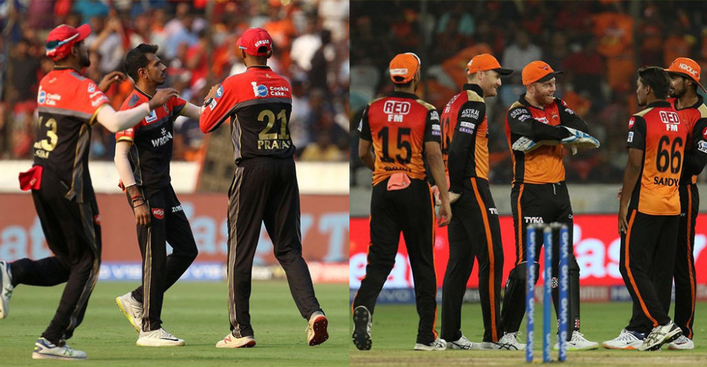 IPL 2019: fantasy cricket XI of RCB vs SRH match