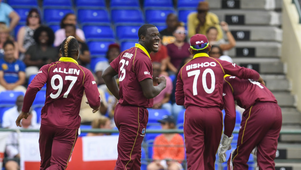 West Indies World Cup schedule and squad