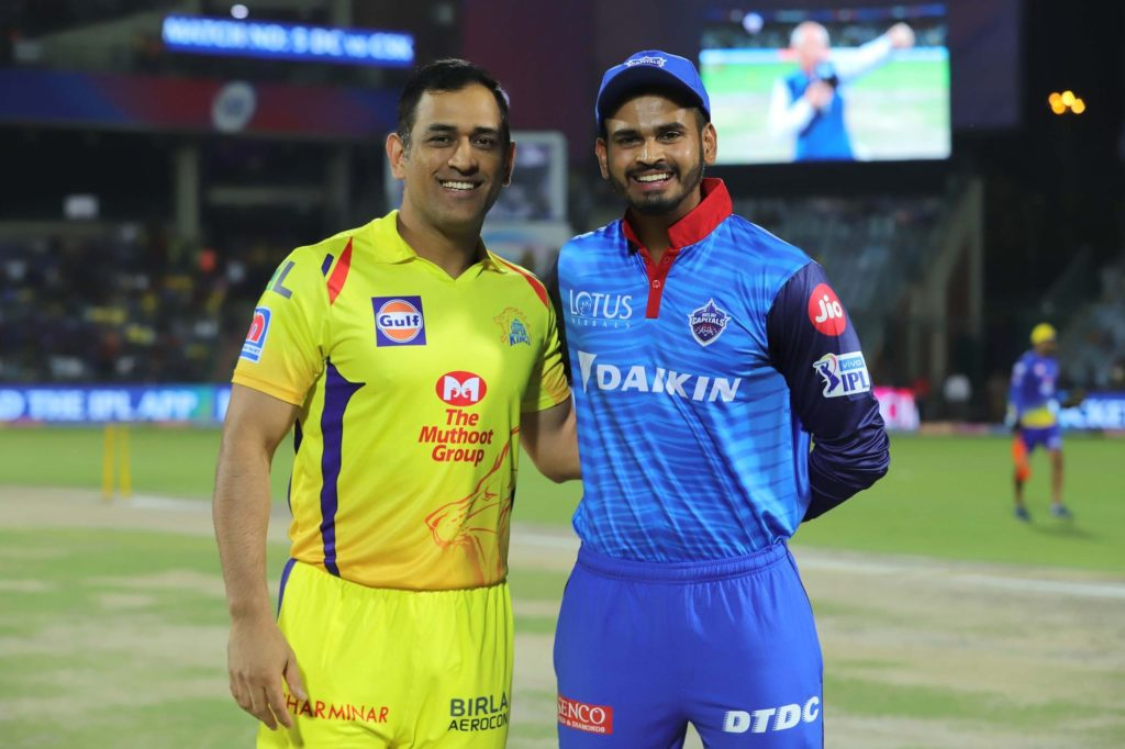 IPL 2019 : Qualifier 2 , CSK vs DC