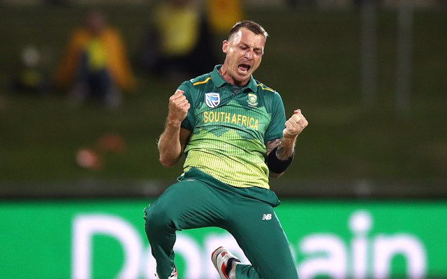 Dale dale steyn ruled out from opening match of world cup 2019