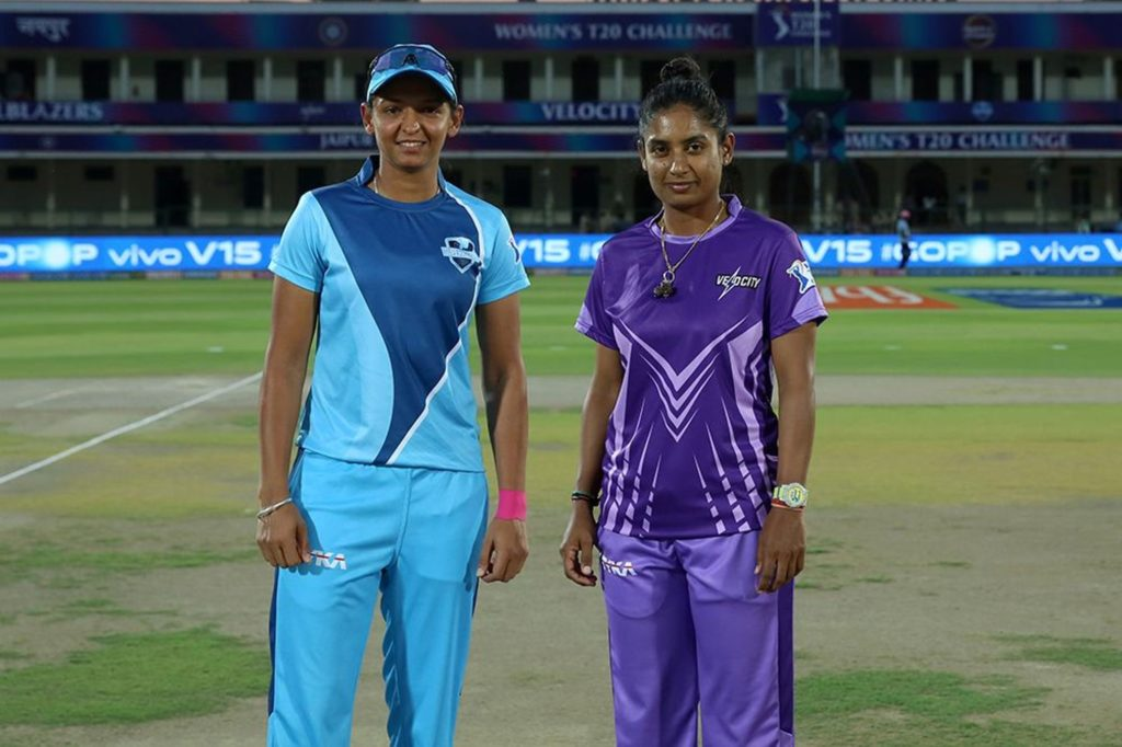 Women's T20 Challenge: Final, Velocity vs Supernovas