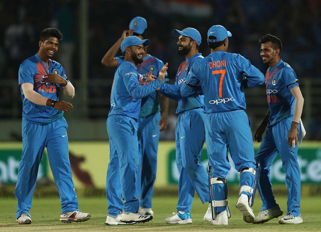 Indian cricket team schedule 2019-20