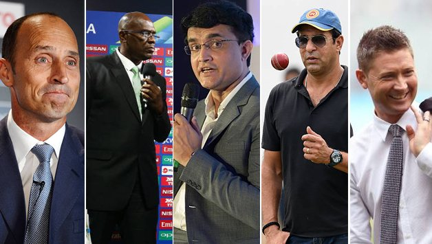 ICC announced Commentators for world cup 2019