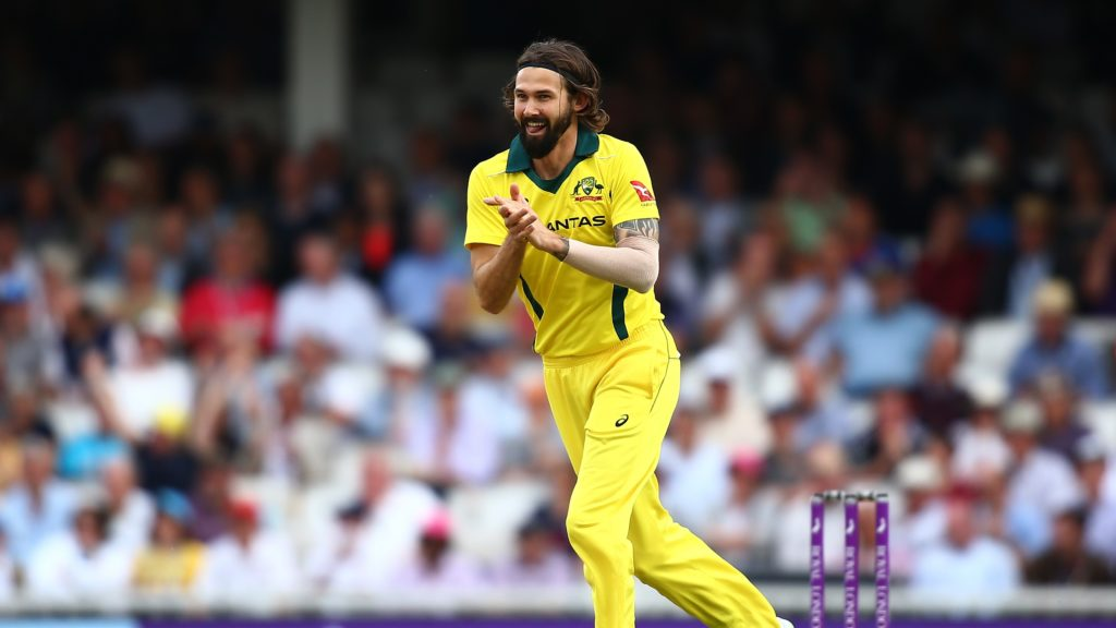 Jhye Richardson ruled out from Australia's world cup squad, Replacement Announced