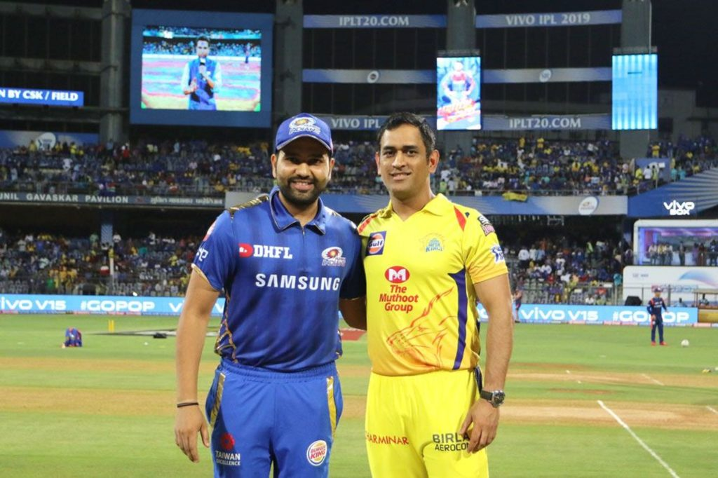 IPL 2019 final: Mumbai Indians vs Chennai Super Kings