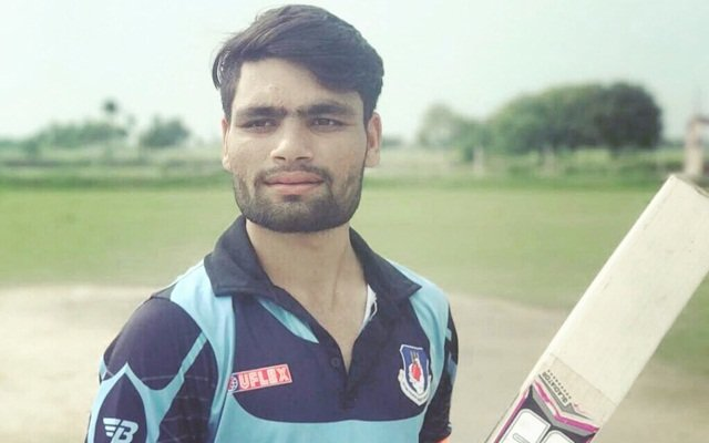 Rinku Singh Suspended for three months
