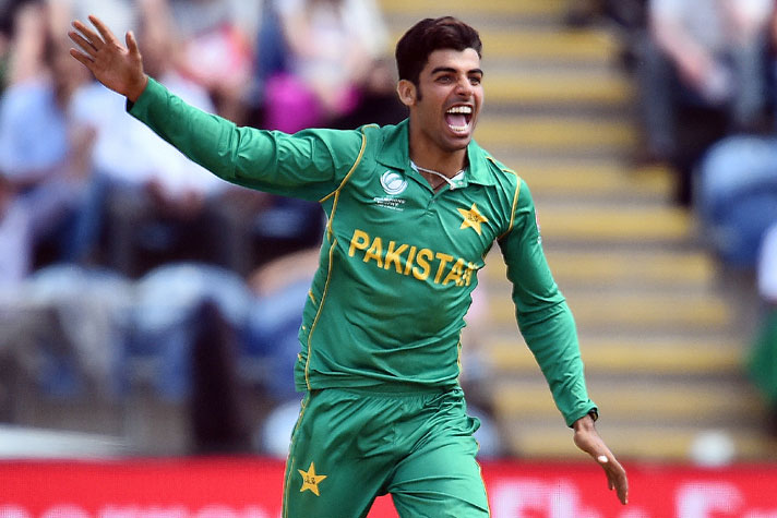 Spinner Shadab Khan Declared fit for world cup 2019