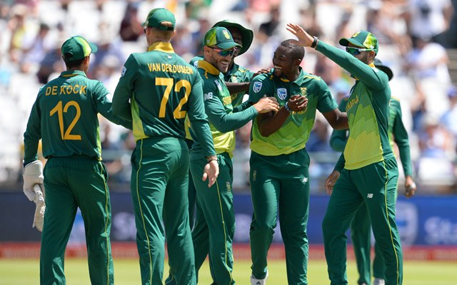 Cricket South Africa: World Cup schedule and squad