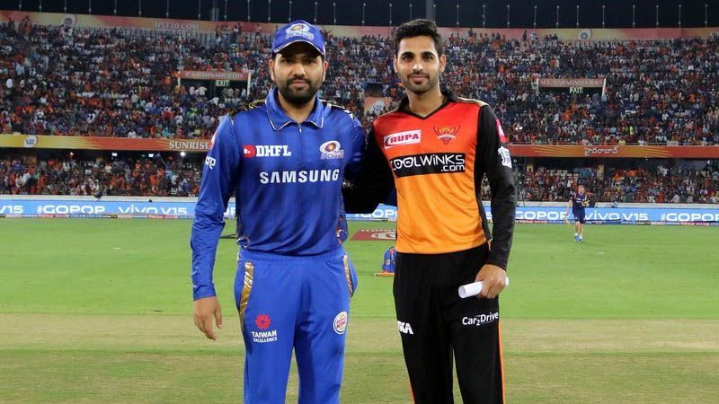 IPL 2019: Possible playing XI of MI and SRH
