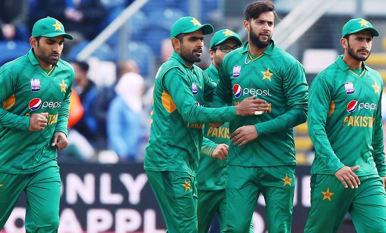 Pakistan makes three changes in their world cup squad