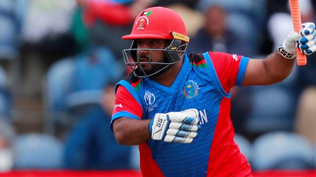 Mohammad Shahzad ruled out from World cup 2019 due to a knee injury