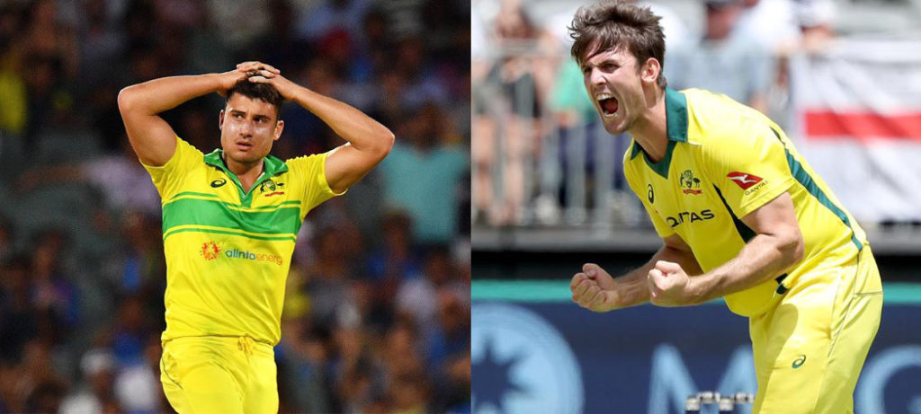 Marcus Stoinis Ruled out of Pakistan Clash due to injury