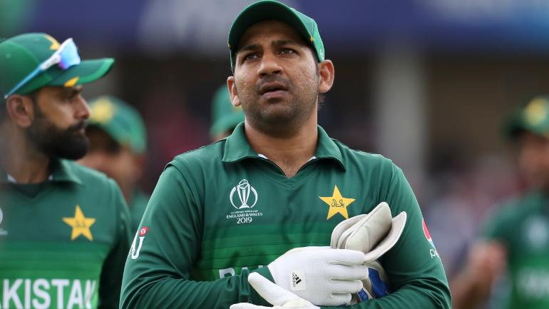 Sarfraz Ahmed unhappy with Taunton pitch