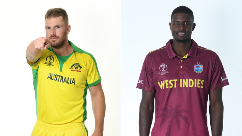 Australia and West Indies have won their first match of world cup 2019. West Indies beat Pakistan in their opening match while Australia beat Afghanistan in their first match of ICC cricket world cup 2019. Here we will discuss the possible playing XI of Australia versus West Indies match. You can watch this match live on star sports and Hotstar. Head to Head West Indies and Australia have faced each other 10 times in the world cup. Out of them, Windies has won 5 times while Australia have won 4 times. Australia Australia started the tournament in a winning note to beat Afghanistan in their first match. In the first match, David Warner and Aaron Finch scored a half-century. While, bowlers bowled well and restricted Afghanistan on a low total. Possible Playing XI of Australia David Warner, Aaron Finch (c), Usman Khawaja, Steve Smith, Marcus Stoinis, Glen Maxwell, Alex Carey (wk), Nathan Coulter-Nile, Pat Cummins, Mitchell Starc, Adam Zampa West Indies Windies can try to continue their winning momentum. In the last match, Chris Gayle and Andre Russell injured, but they declared fit for this match. The bowling unit of West Indies performed tremendously well in the previous game. Possible Playing XI of West Indies Chris Gayle, Shai Hope, Darren Bravo, Shimron Hetmyer, Nicholas Pooran (wk), Andre Russell, Jason Holder (c), Carlos Brathwiate, Ashley Nurse, Sheldon Cottrell, Oshane Thomas Suggested Fantasy cricket XI of Australia vs Afghanistan match:- Wicket-keeper: Shai Hope Batswomen: Chris Gayle, Darren Bravo, David Warner, Usman Khawaja All-rounders: Andre Russell, Jason Holder, Marcus Stoinis Bowlers: Adam Zampa, Pat Cummins, Oshane Thomas Captain : Andre Russell Vice-captain: David Warner Disclaimer: The team based on the best Analysis of our cricket experts. However, cricketstorm and the experts don't guaranty the fantasy cricket XI to be perfectly correct. The reader must use their mind.