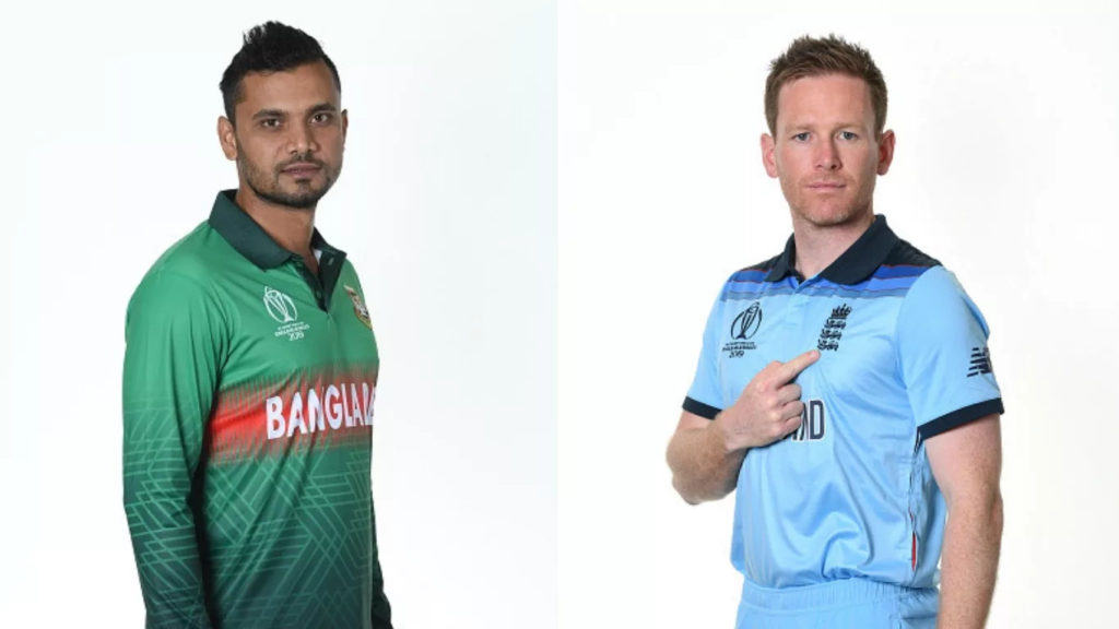 World cup 2019: match 12, England versus Bangladesh